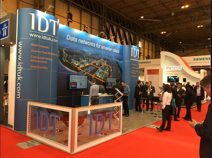 IDT at Traffex 2017